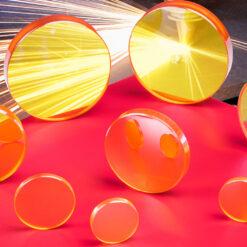 Series LM Meniscus Lenses
