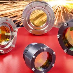 Series LX Plano Convex Lenses