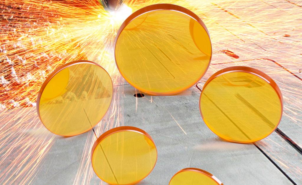 Cool Cut Laser Lenses from LRO