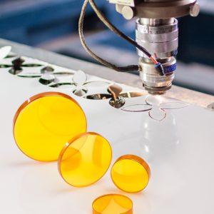 Series LC Plano Concave Lenses