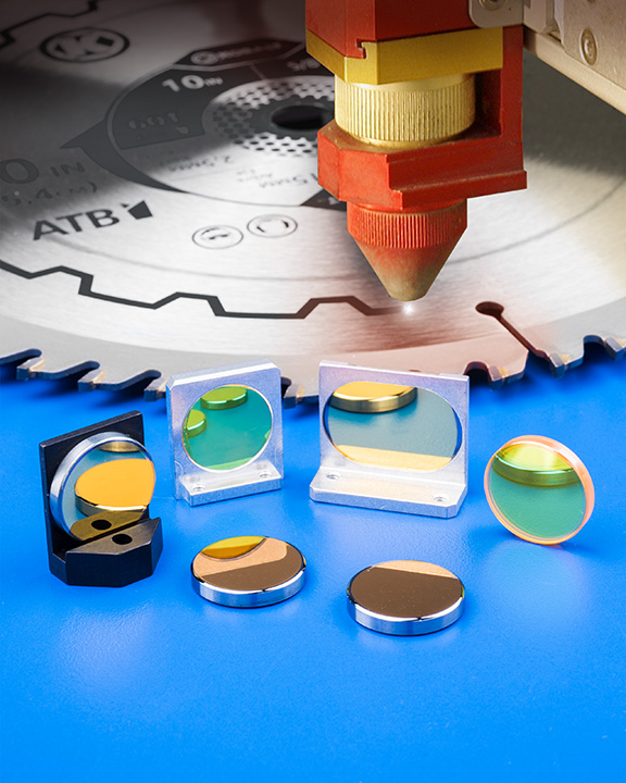 Replacement Optics for Camtech Lasers