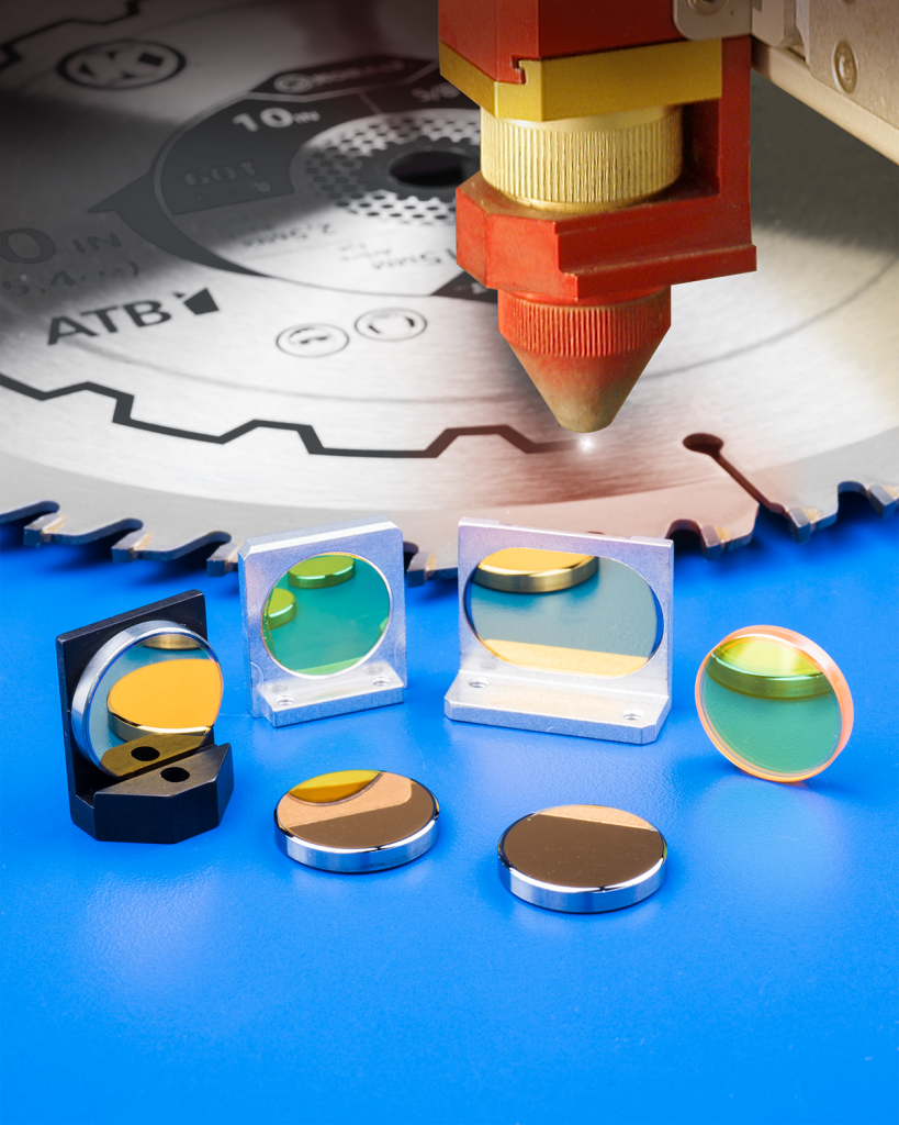 Replacement optics compatible with Ferba Lasers