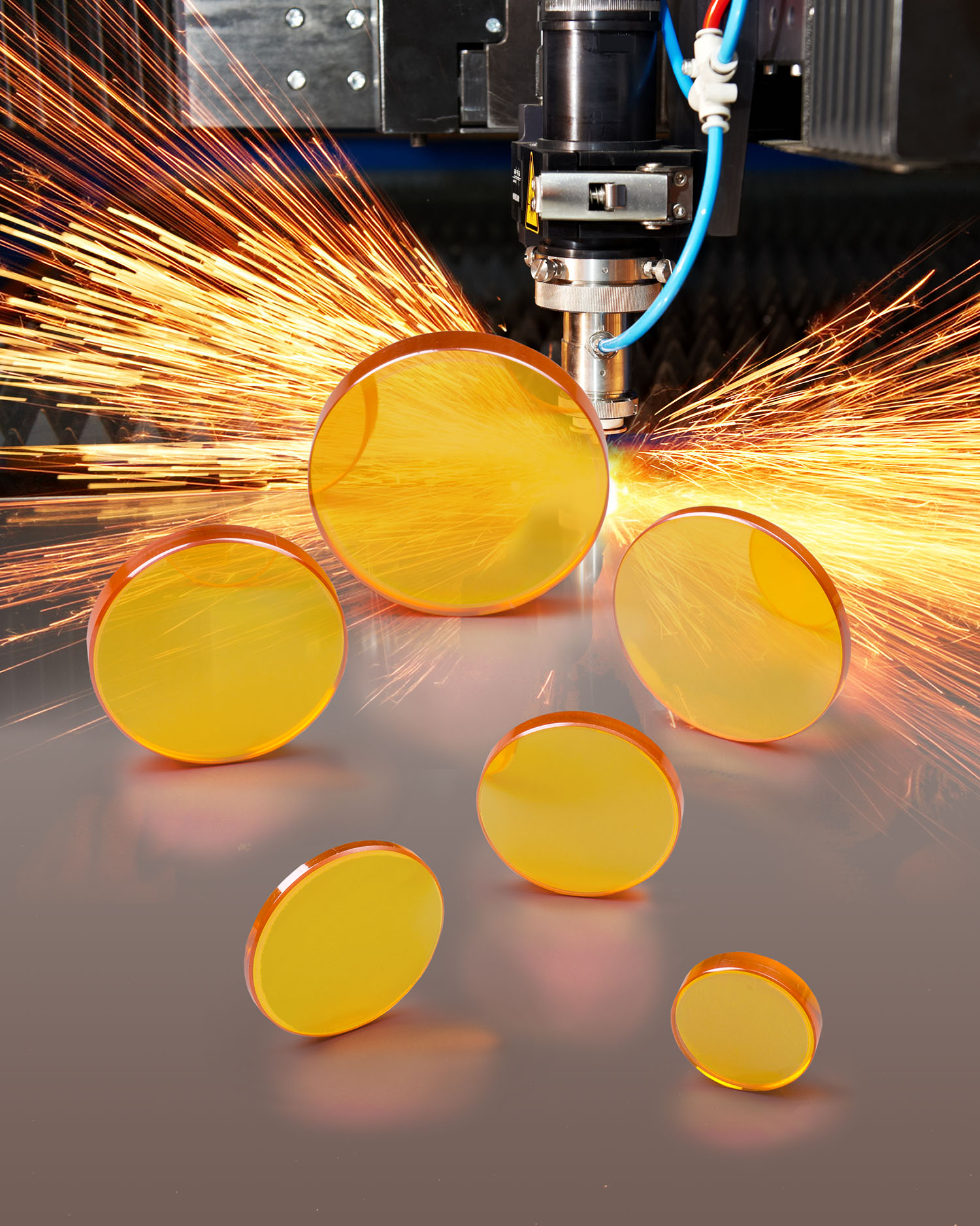 Custom Laser Optics