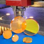 heat resistant laser optics