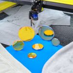CO2 LENSES & MIRRORS FOR FABRIC CUTTING LASERS
